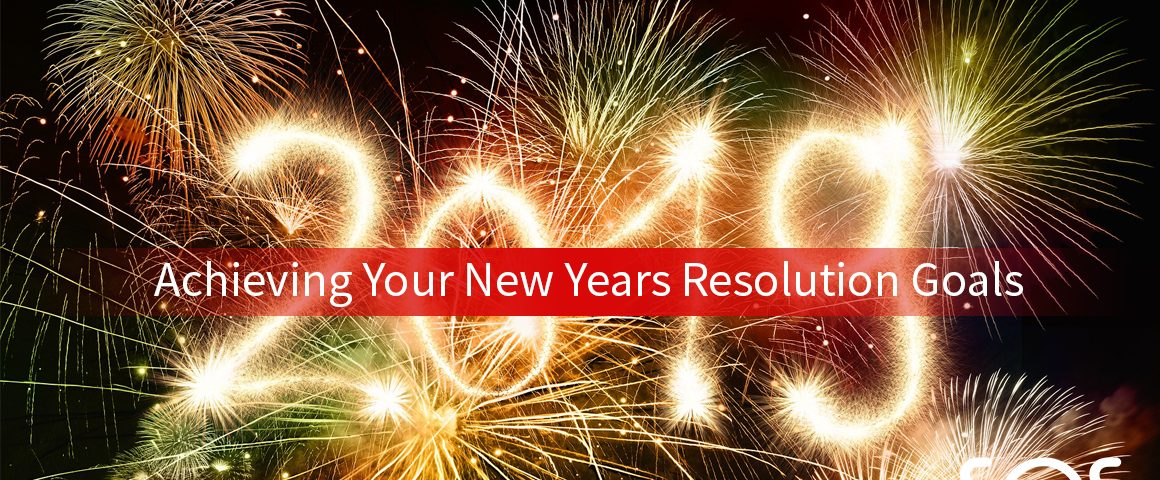 Achieving Your New Years Resolution Goals