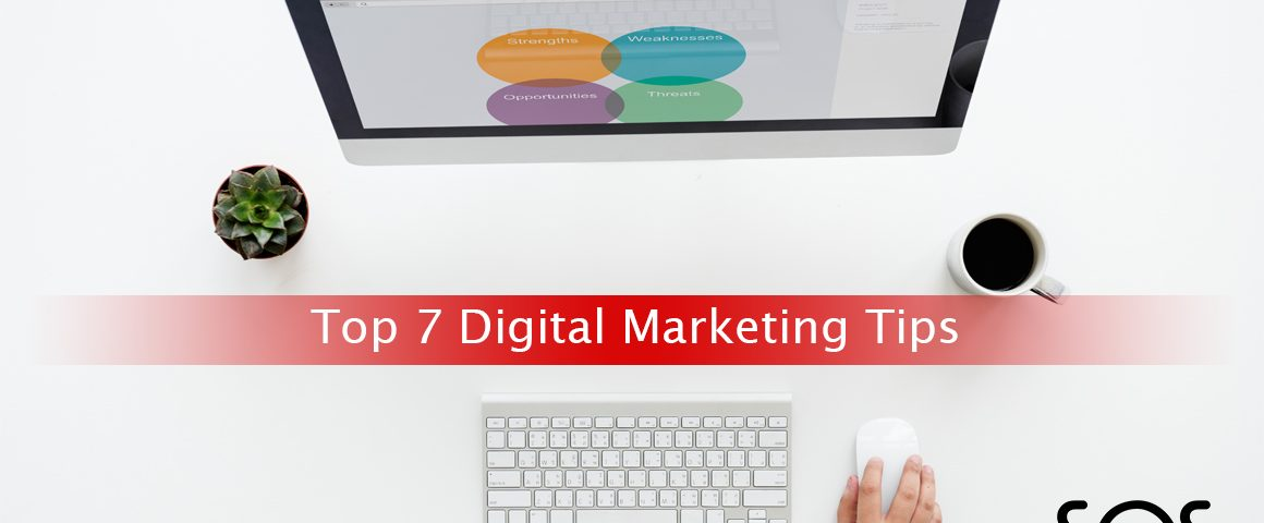 7 tips for digital marketing front cover