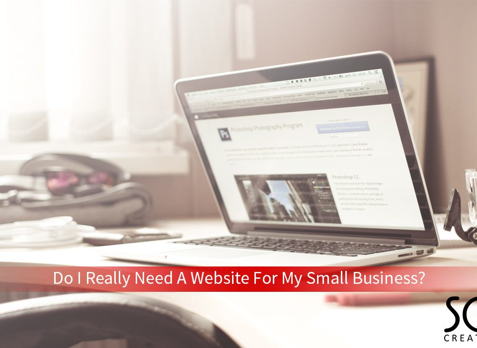 Do I Really Need A Website For My Business
