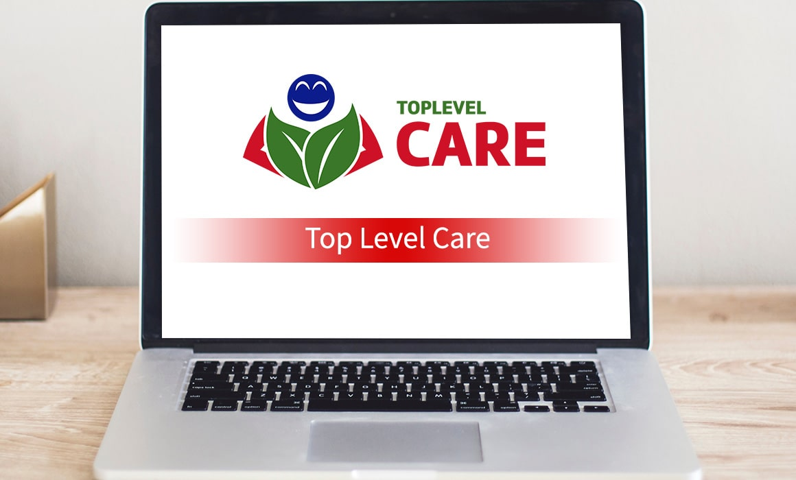 Top Level Care – SOS Creativity Case Study