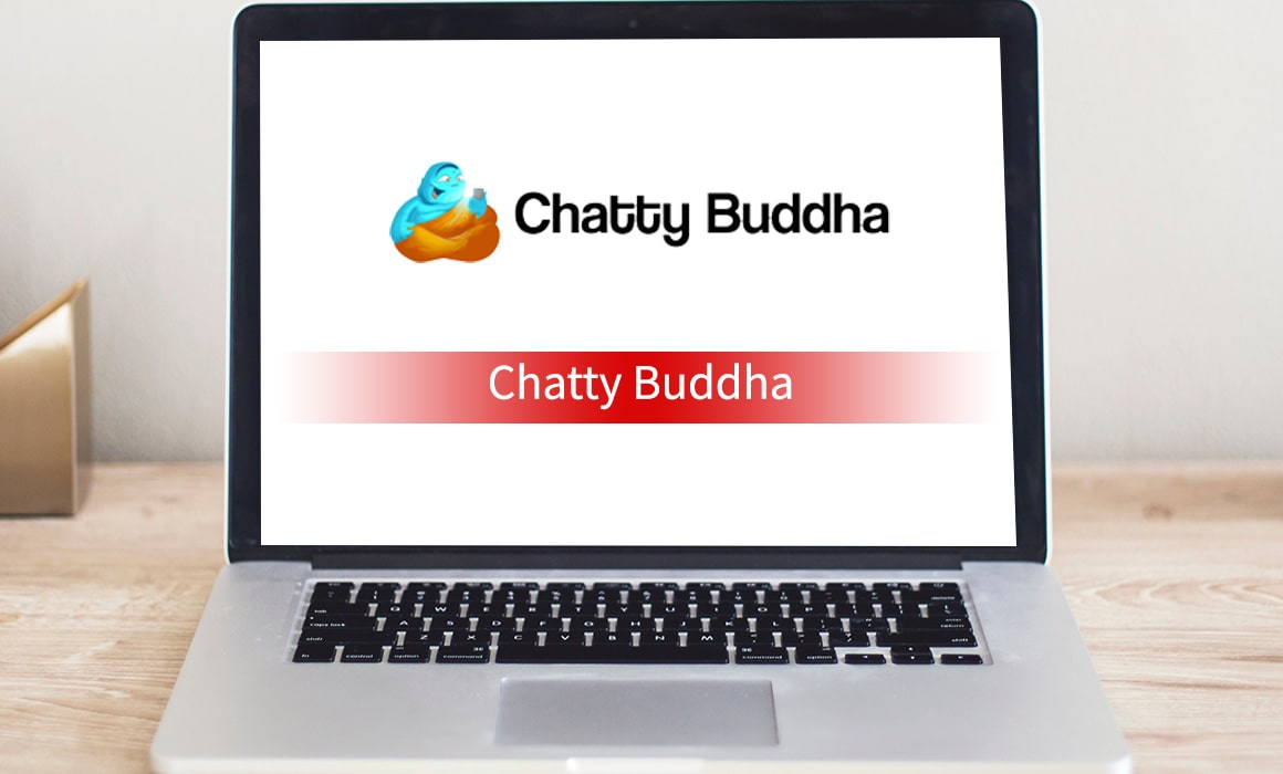 Chatty Buddha – SOS Creativity Case Study