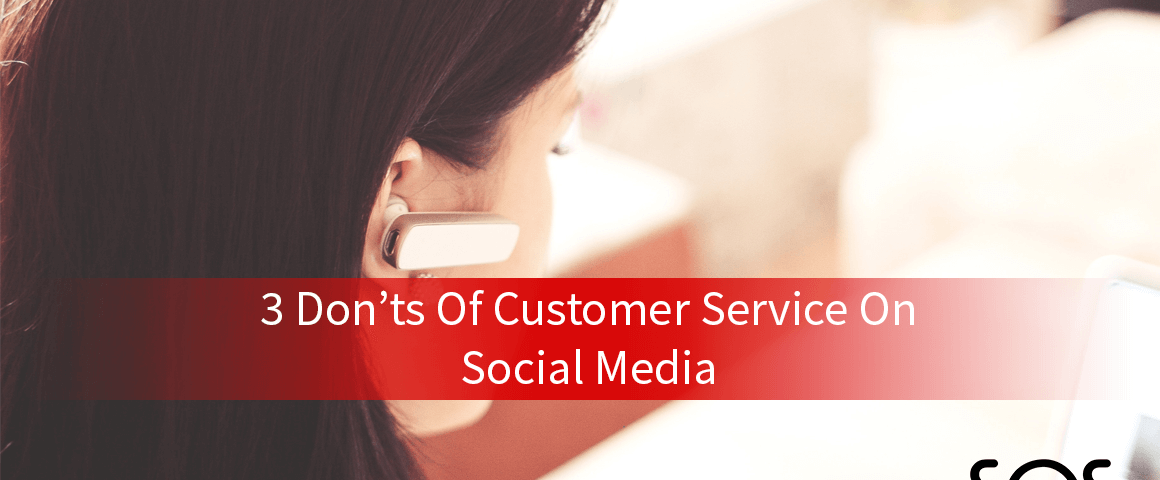 3 donts of customer service