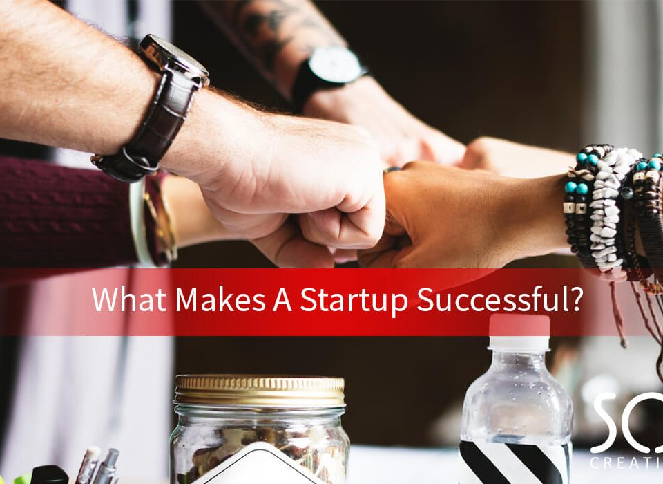 what makes a start up successful