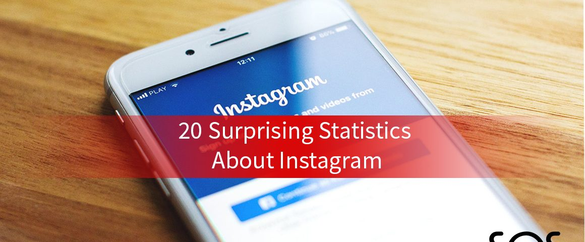 20 surprising statistics about instagram