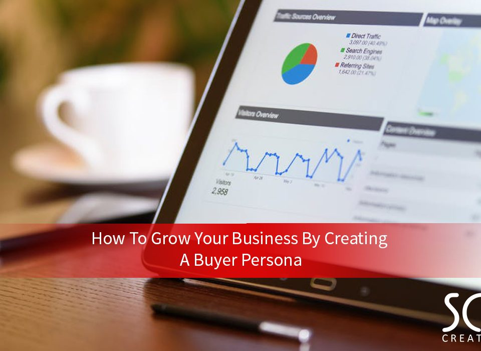 How to grow your business by creating a buyer persona