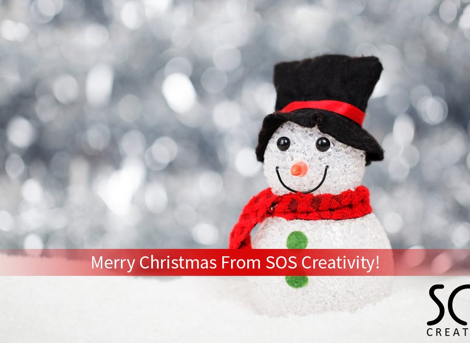 Merry Christmas From SOS Creativity