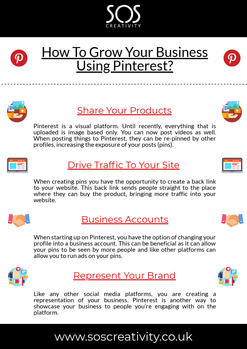 How To Grow Your Business Using Pinterest – Info