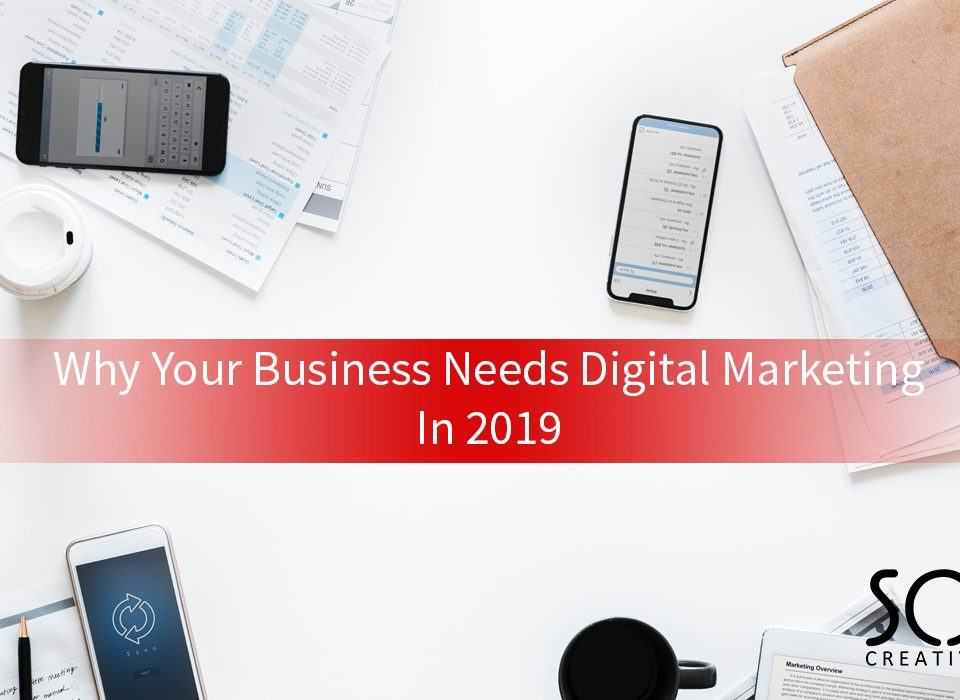 Why Your Business Needs Digital Marketing in 2019