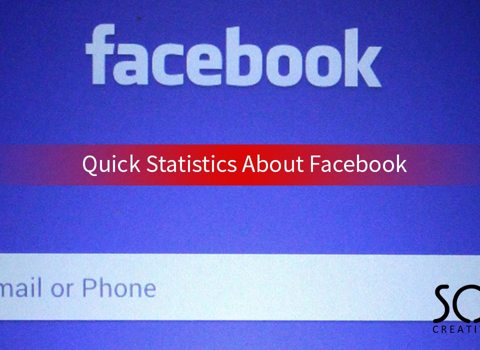 Quick Statistics About Facebook
