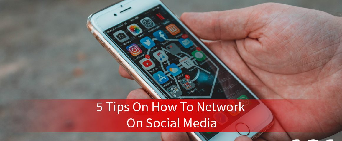 5 Tips On How To Network On Social Media