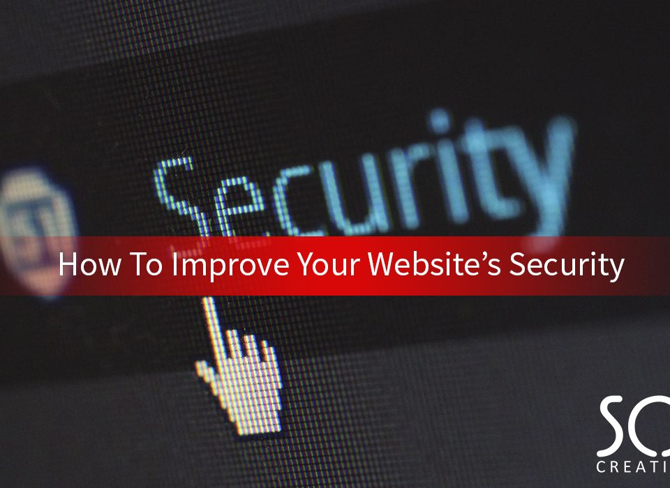 how to improve your websites security