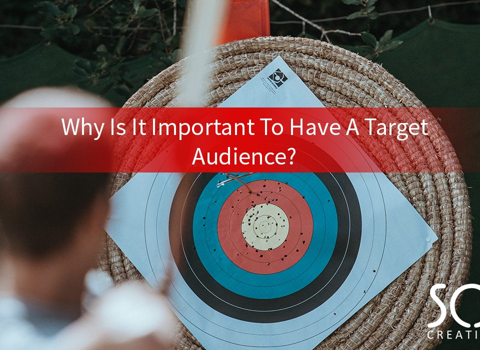 why is it important to have a target audience