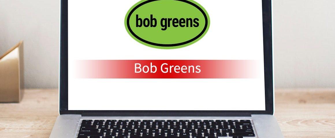 Bob Greens – SOS Creativity Case Study