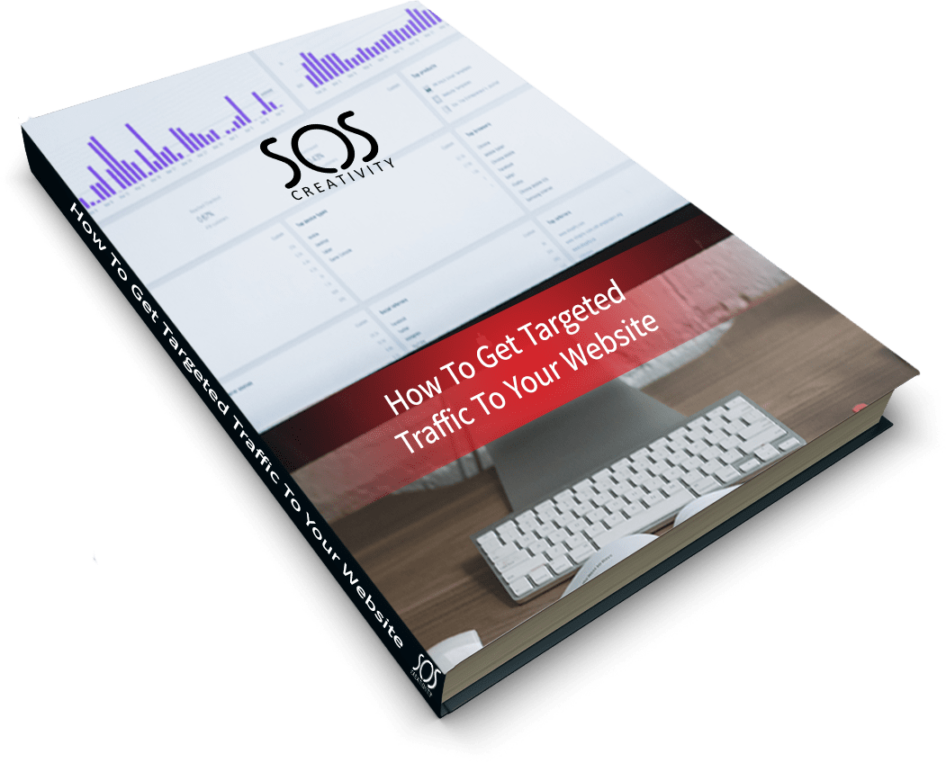 How to get targeted traffic to your website book cover