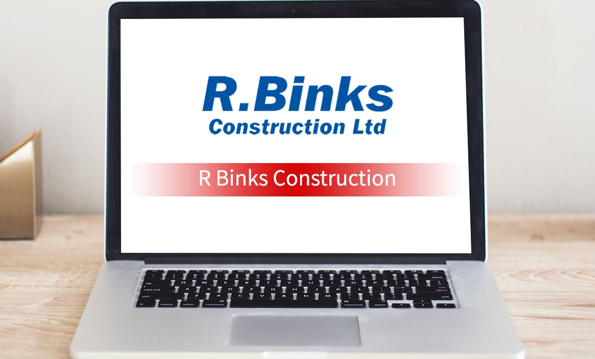 R Binks Construction – SOS Creativity Case Study