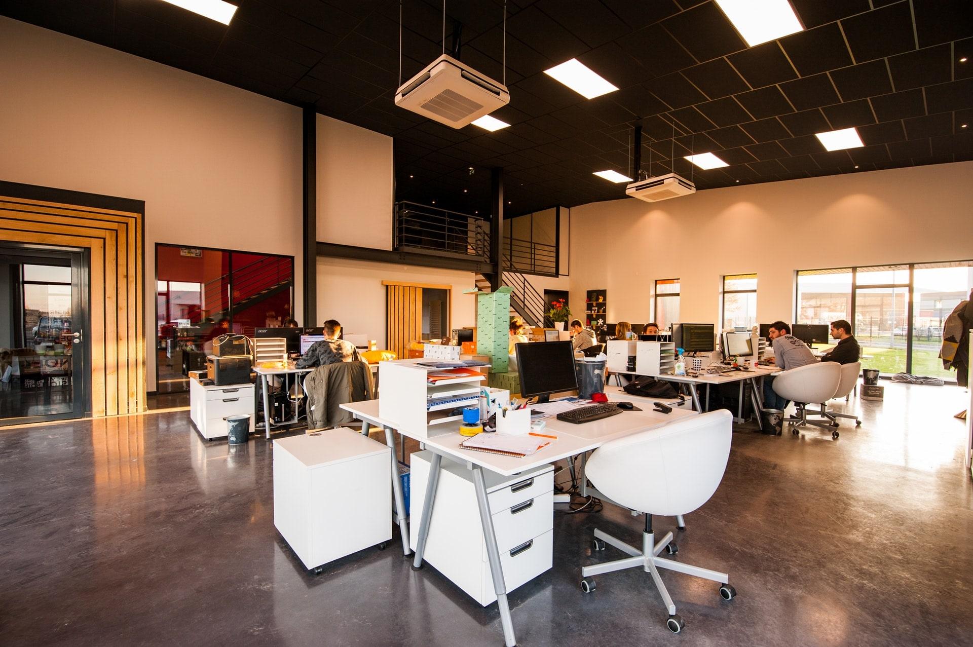 SOS Creativity Office Space