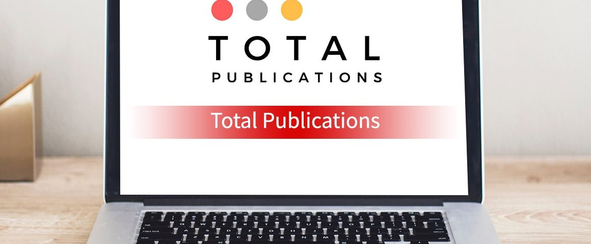 Total Publications – SOS Creativity Case Study