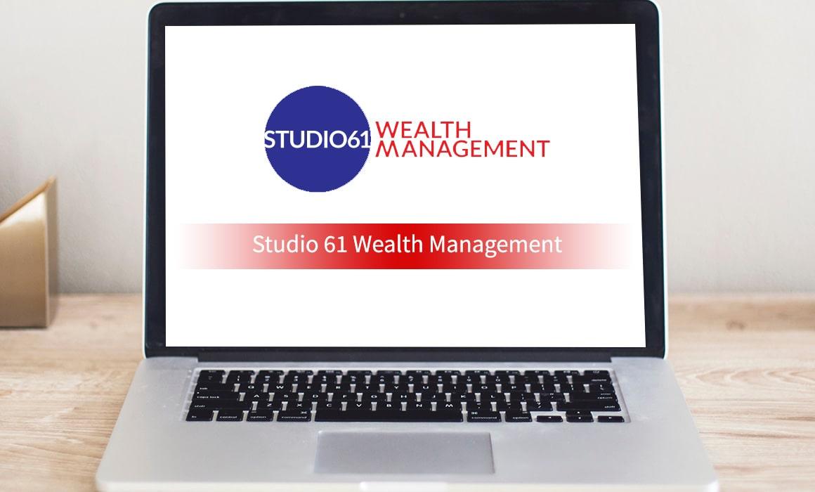 Studio 61 Wealth Management – SOS Creativity Case Study